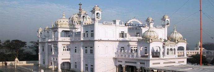 Amritsar to Baba Budhha Sahib Ji outstation Tempo Travellers