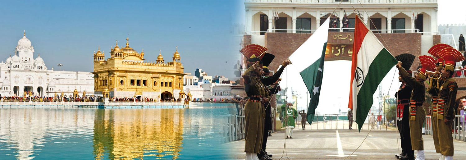 Golden Temple , Wagah Border, Amritsar