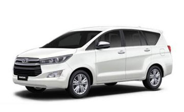 Innova Crysta Car Hire in Amritsar