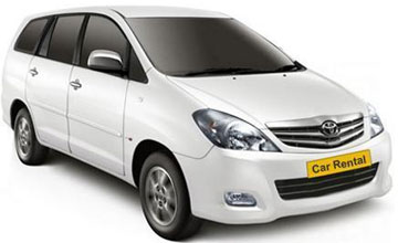 Innova Car Hire in Amritsar