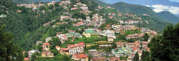 Amritsar to Mussoorie outstation Tempo Travellers