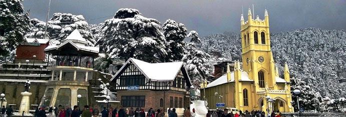 Amritsar to Shimla outstation Tempo Travellers
