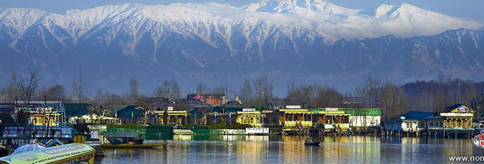 Amritsar to Srinagar outstation Tempo Travellers