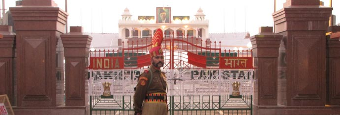 Wagha Border Taxi Hire In Amritsar